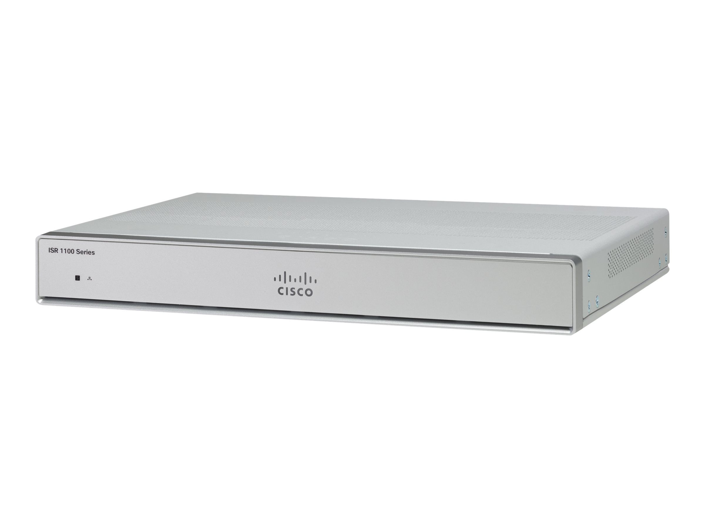 Cisco Integrated Services Router 1111 - Router - 8-Port-Switch - GigE - WAN-Ports: 2