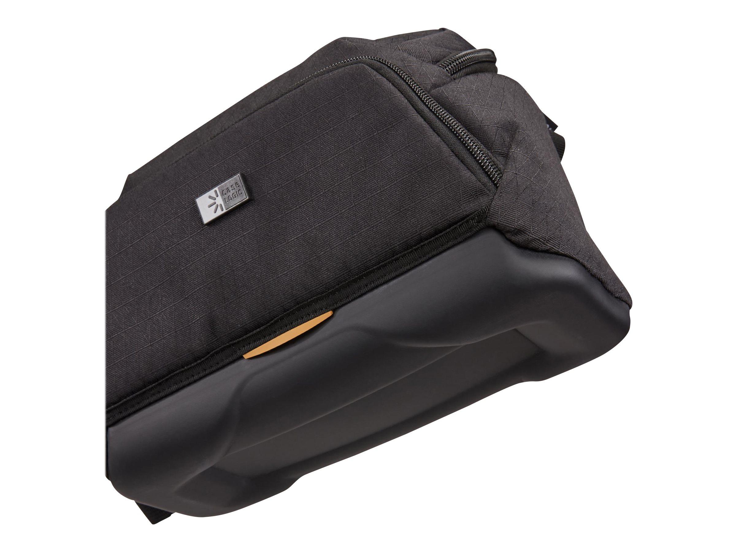 Case Logic Viso Small Camera Bag CVCS-102 - Schultertasche für DSLR-Kamera - Polyester, Ethylen-Vinylacetat (EVA) - Schwarz