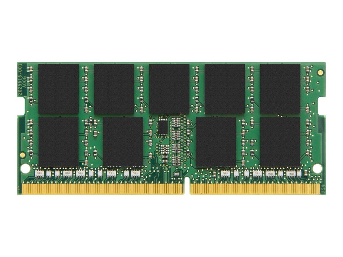 Kingston - DDR4 - 8 GB - SO DIMM 260-PIN - 2666 MHz / PC4-21300 - CL19
