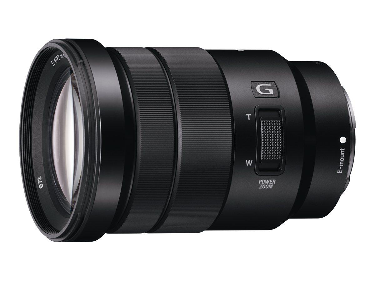 Sony SELP18105G - Zoomobjektiv - 18 mm - 105 mm - f/4.0 PZ G OSS - Sony E-mount
