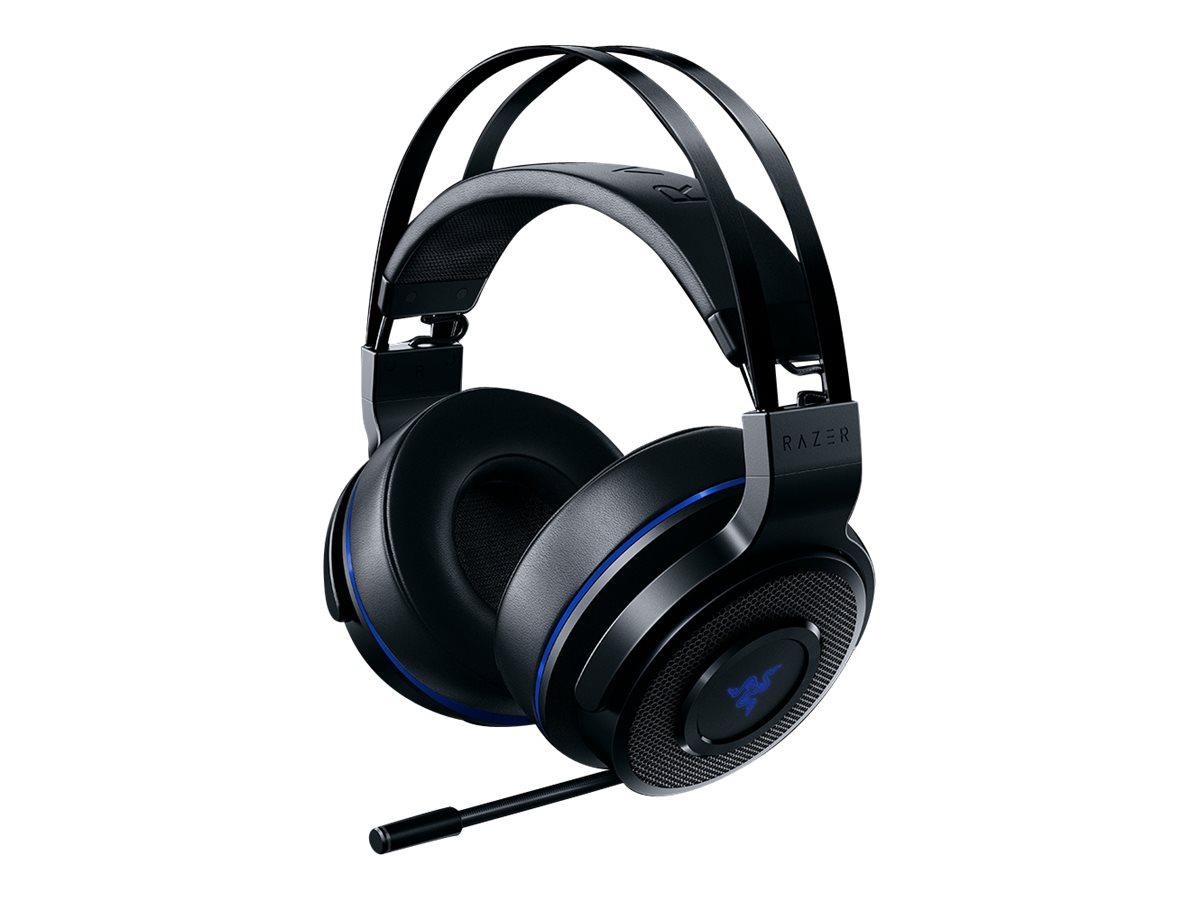 Razer Thresher Ultimate - Headset - 7.1-Kanal - ohrumschliessend - 2,4 GHz - kabellos