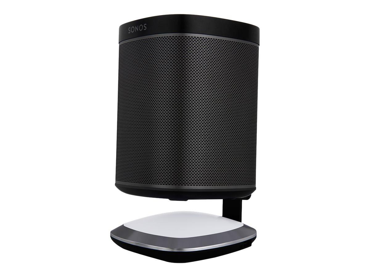 Flexson FLXP1DSL1021 - Aufstellung für Lautsprecher - Schwarz - auf dem Tisch