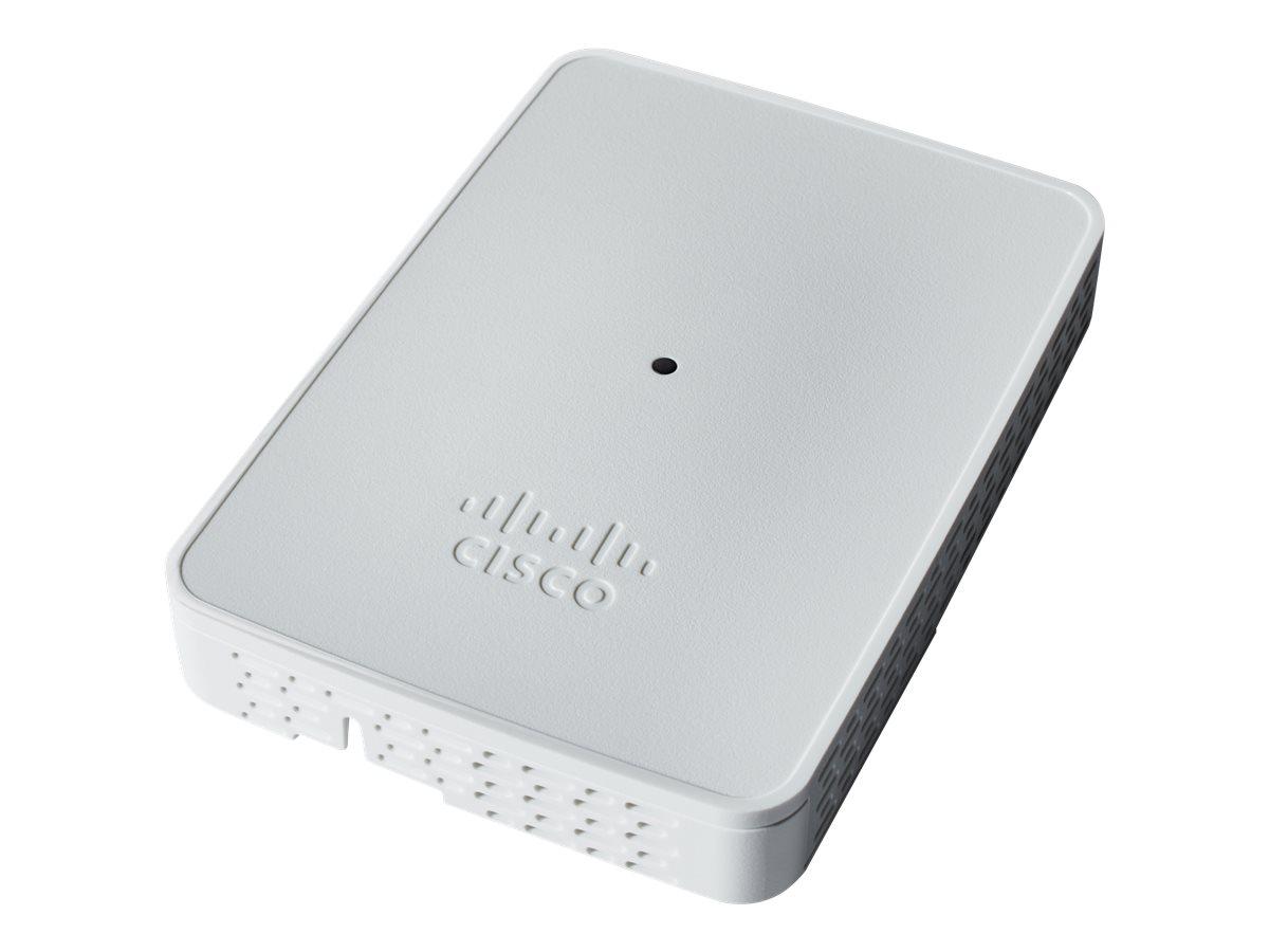 Cisco Business 143ACM Mesh Extender - Wi-Fi-Range-Extender - 802.11ac Wave 2 - Wi-Fi 5 - 2.4 GHz, 5 GHz - Gleichstrom