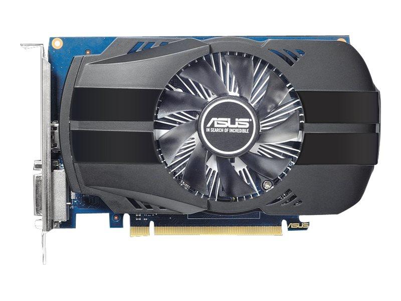ASUS PH-GT1030-O2GD4 - OC Edition - Grafikkarten - GF GT 1030 - 2 GB DDR4 - PCIe 3.0 x16