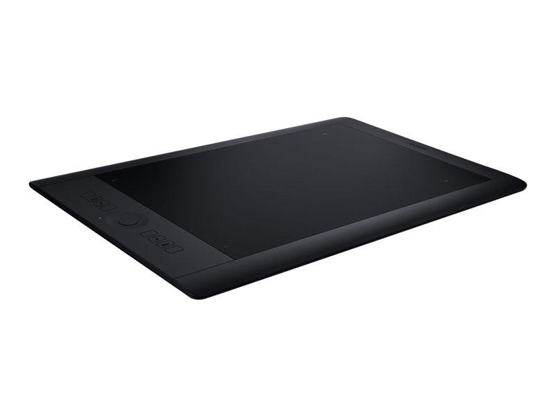 Wacom Intuos Pro Medium - Digitalisierer - 22.4 x 14.8 cm - Multi-Touch - elektromagnetisch - kabellos, kabelgebunden