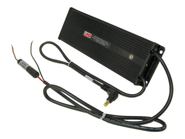 Gamber-Johnson Lind Automobile Power Adapter - Auto-Netzteil - 12 - 32 V - für P/N: 7160-0542-00, 7160-0542-03, 7160-0565-00, 71