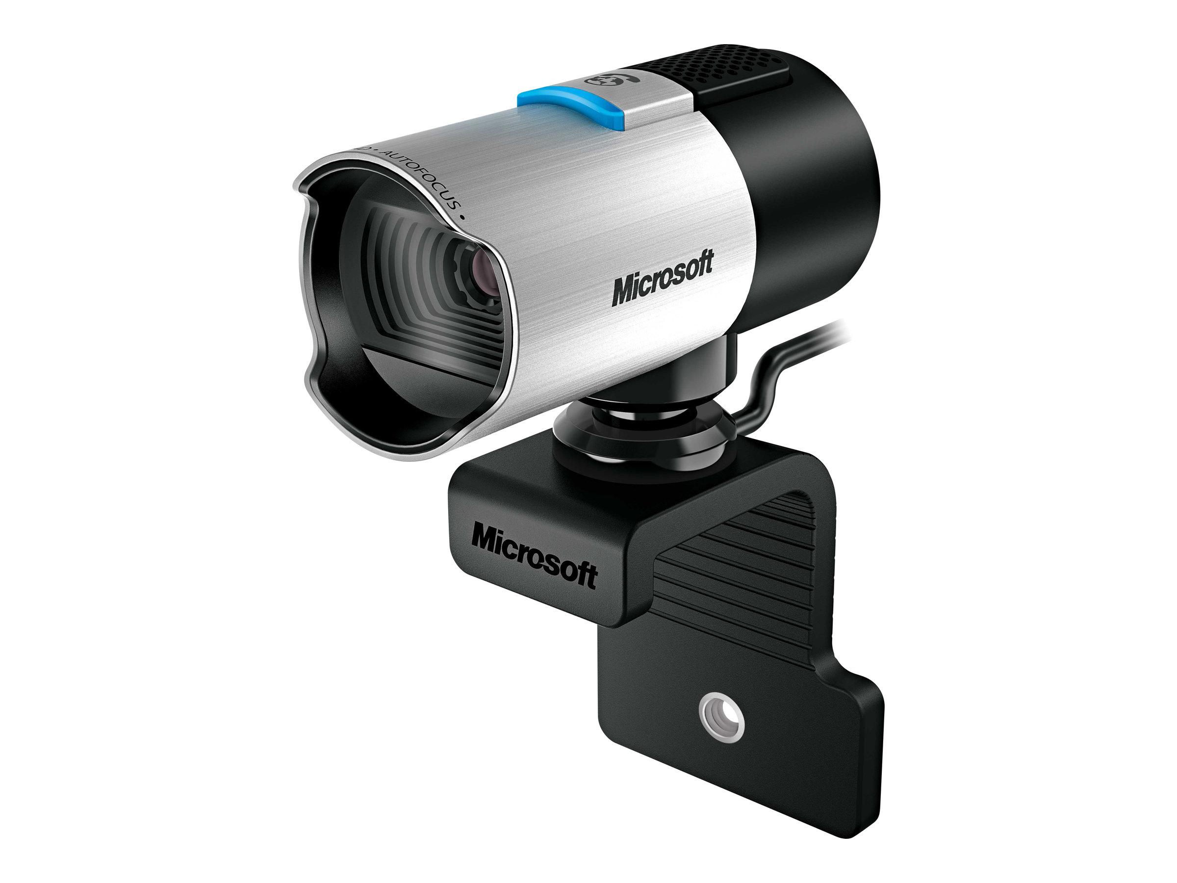 Microsoft LifeCam Studio - Web-Kamera - Farbe - 1920 x 1080 - Audio - USB 2.0