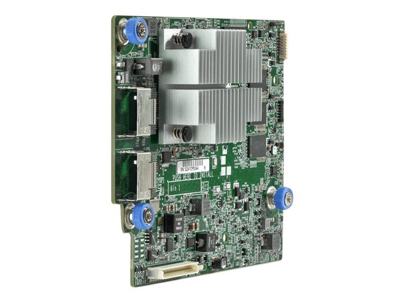 HPE Smart Array P440ar/2GB with FBWC - Speichercontroller (RAID) - 26 Sender/Kanal - SATA 6Gb/s / SAS 12Gb/s - 12 Gbit/s - RAID