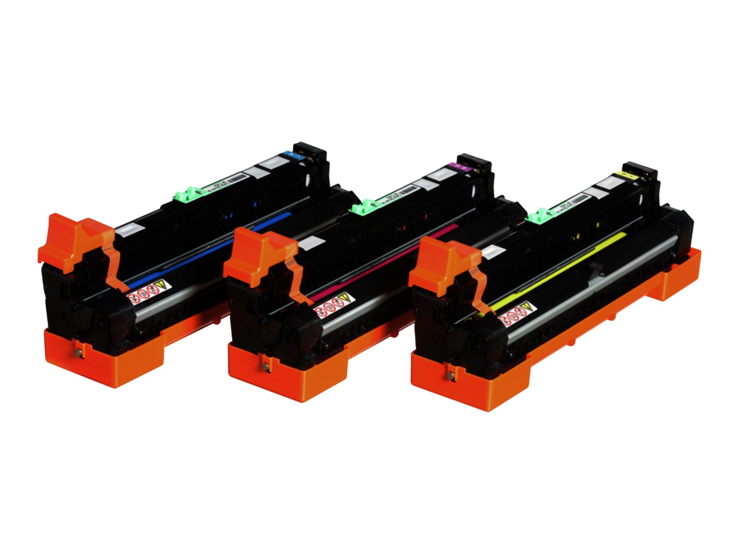 Ricoh Drum Unit SP C352 - Farbe (Cyan, Magenta, Gelb) - Trommel-Kit - für Ricoh SP C352DN, SP C360DNw, SP C360SFNw, SP C360SNw