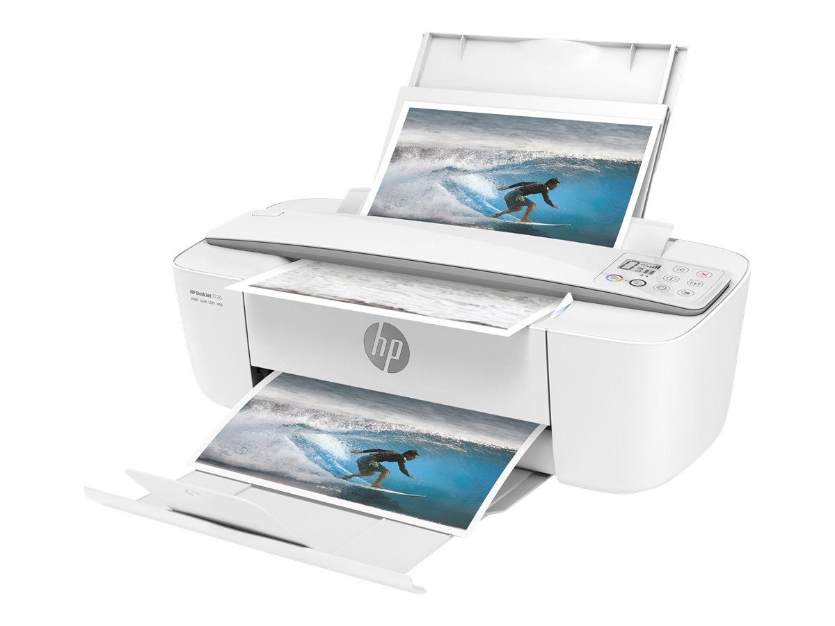 HP Deskjet 3720 All-in-One - Multifunktionsdrucker - Farbe - Tintenstrahl - 216 x 355 mm (Original) - A4/Legal (Medien)