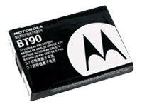 Motorola BT90 - Batterie - Li-Ion - 1800 mAh - für Motorola i580, i880; Moto Q 9c, 9h; MOTOKRZR K1m