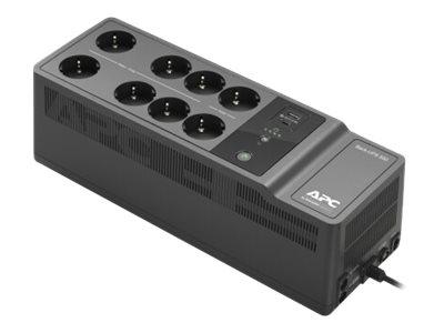 APC Back-UPS BE850G2-SP - USV - Wechselstrom 220-240 V - 520 Watt - 850 VA - Ausgangsanschlüsse: 8