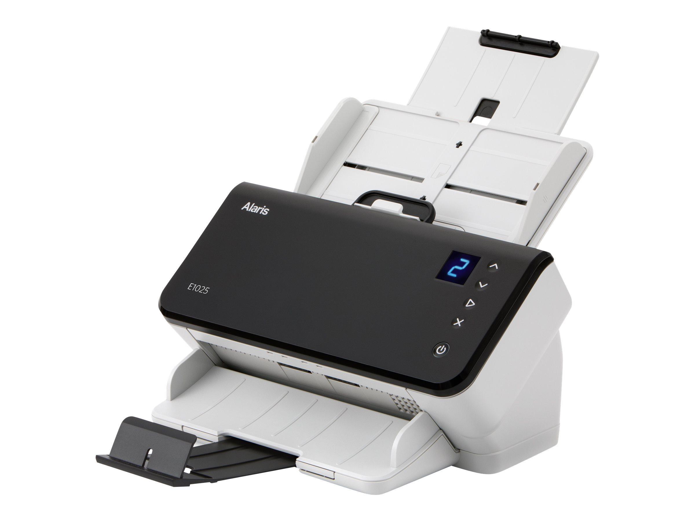 Alaris E1025 - Dokumentenscanner - Duplex - 216 x 3000 mm - 600 dpi - bis zu 25 Seiten/Min. (einfarbig) / bis zu 25 Seiten/Min.