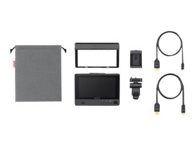 Sony CLM-FHD5 - LCD-Monitor - für Sony RX100; Cyber-shot RX10; Handycam HDR-CX470, CX680, PJ680; a7 III; a7R III; a9