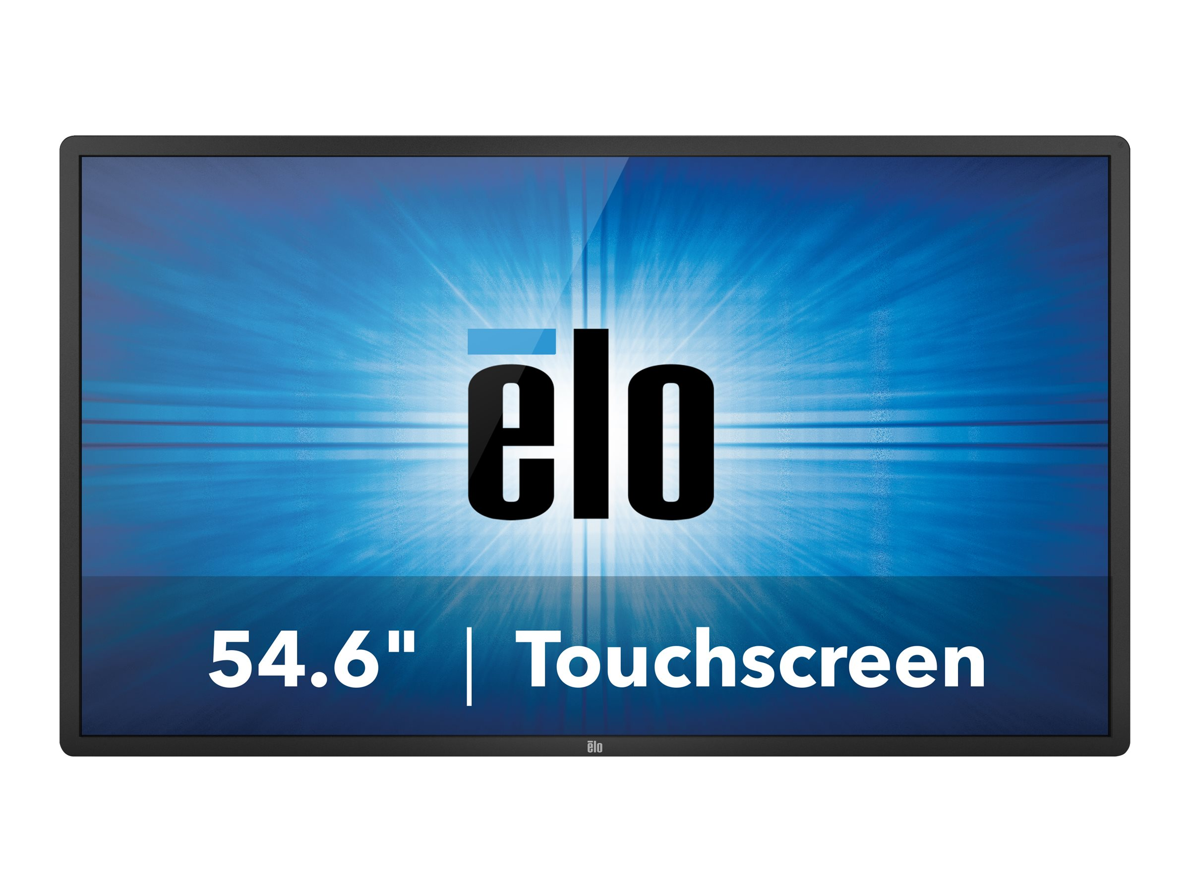 Elo Interactive Digital Signage Display 5551L - 139.7 cm (55