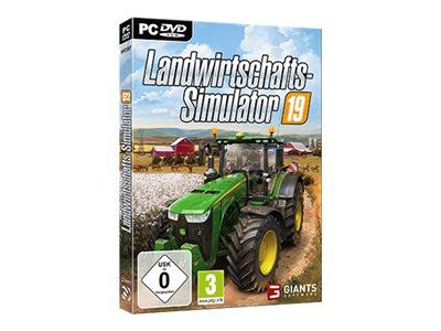 Landwirtschafts-Simulator 19 - Mac, Win - DVD - Deutsch