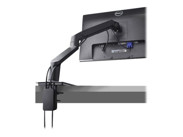 Dell MSA14 Single Monitor Arm Stand - Befestigungskit (Gelenkarm) für LCD-Display - Schreibtisch - für Latitude 7275, 7370, E527