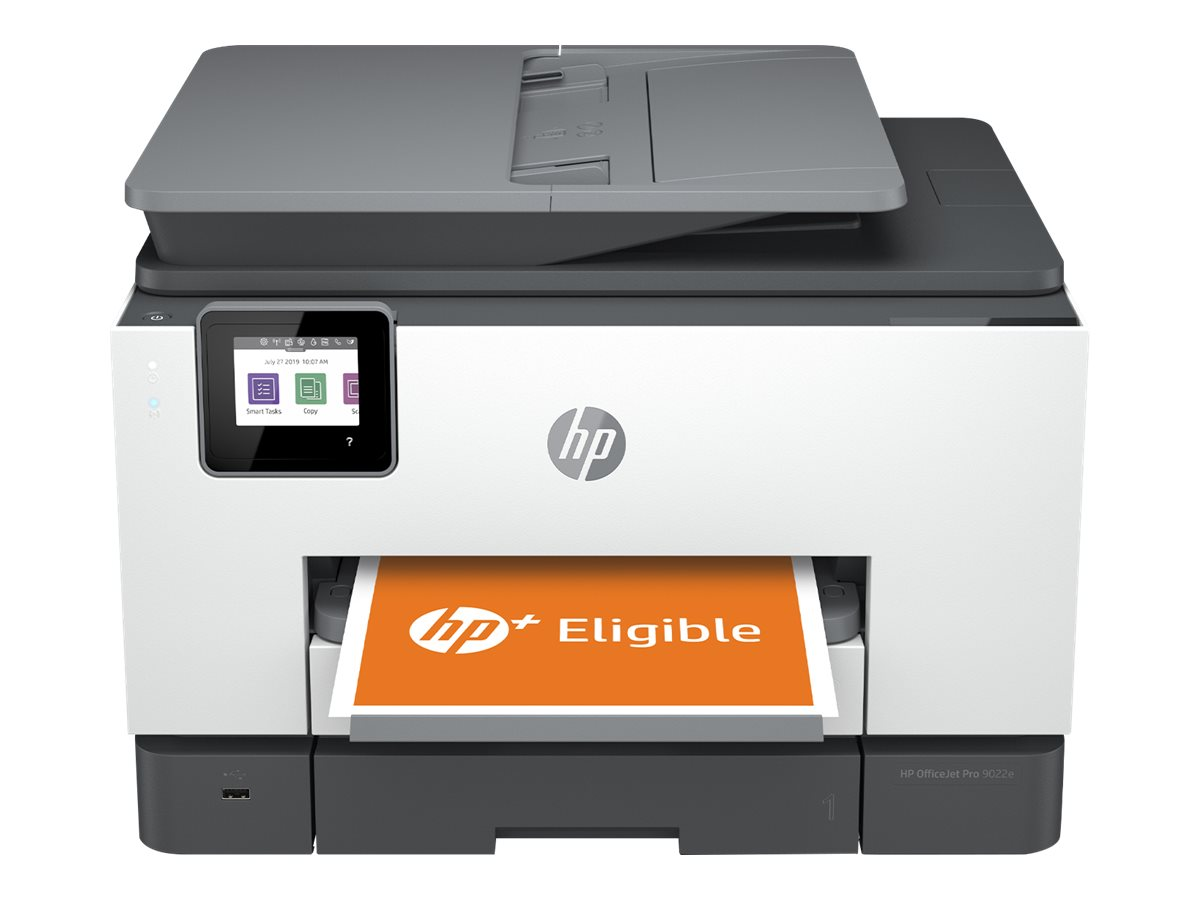 HP Officejet Pro 9022e All-in-One - Multifunktionsdrucker - Farbe - Tintenstrahl - Legal (216 x 356 mm) (Original) - A4/Legal (M