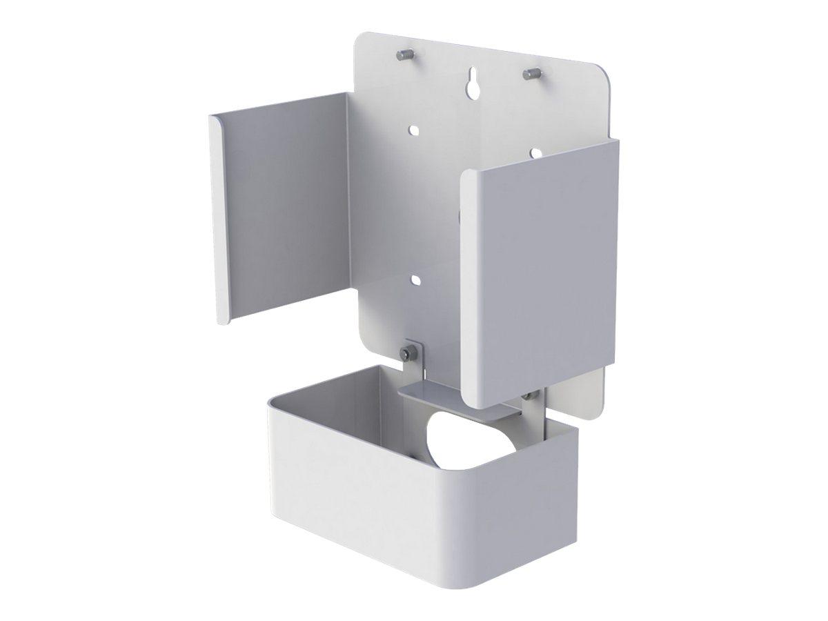Flexson FLXCONAMPW - Wandhalterung - pulverbeschichteter Stahl - White Gloss - für Sonos CONNECT:AMP