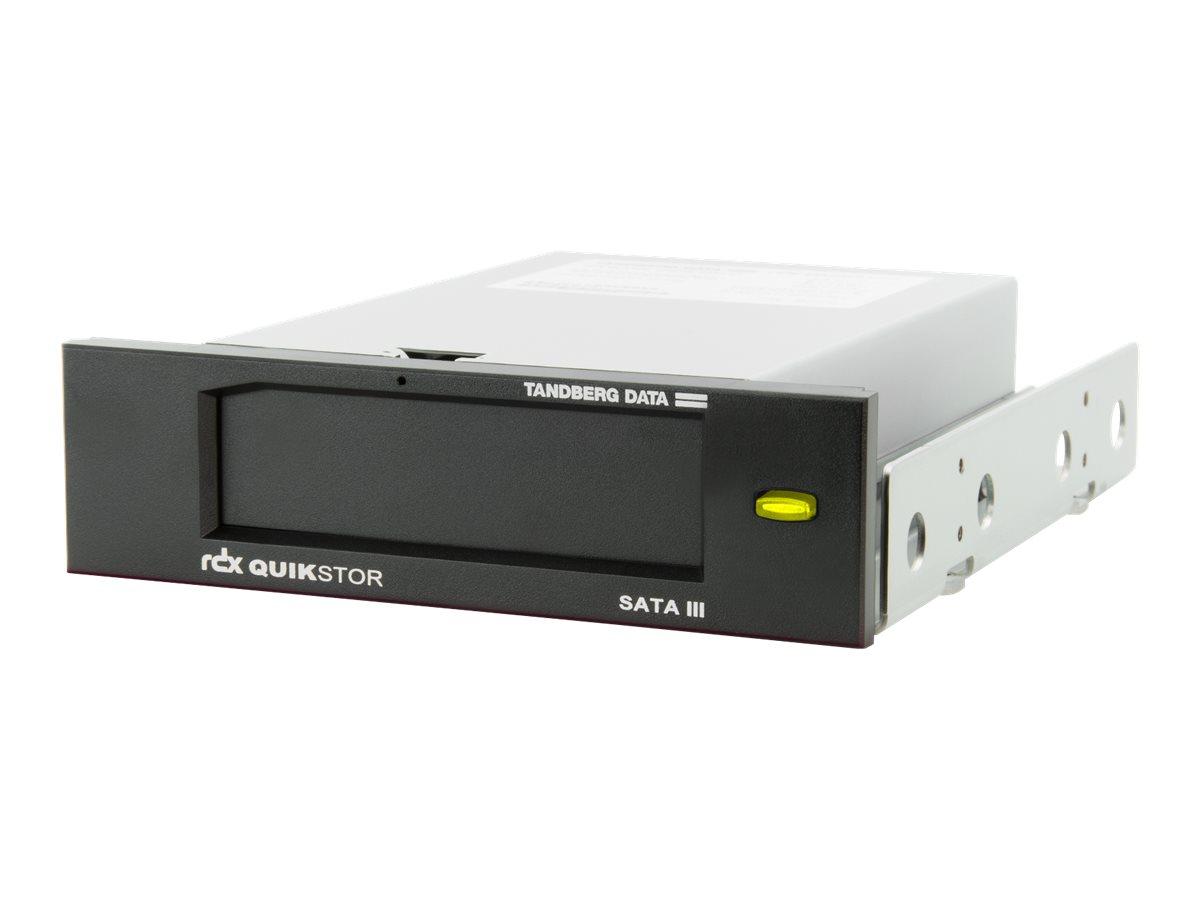 Tandberg RDX QuikStor - Laufwerk - RDX - Serial ATA - intern - 5.25