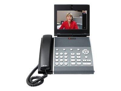 Polycom VVX 1500 D - IP-Videotelefon - H.323, SIP - mehrere Leitungen
