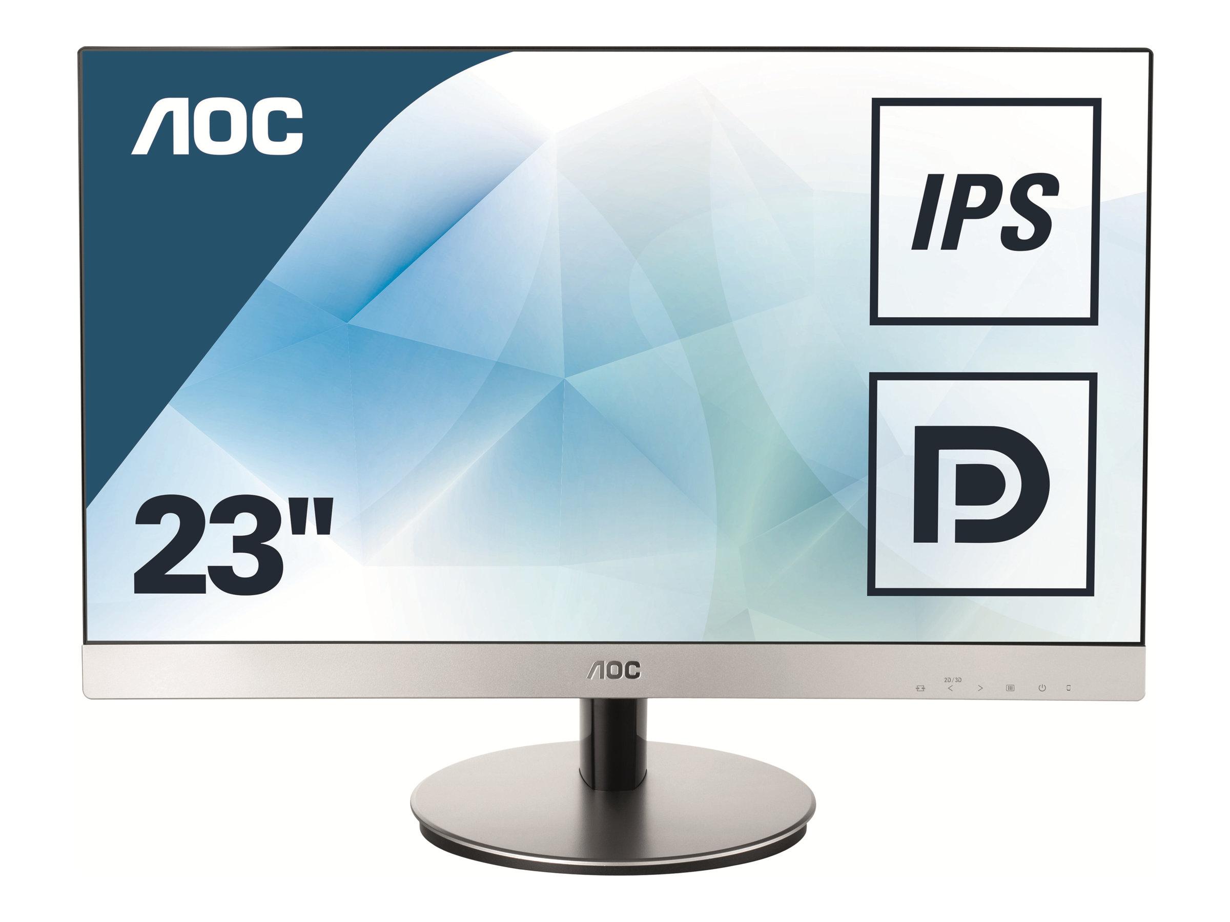 AOC Value i2369Vm - LED-Monitor - 58.4 cm (23