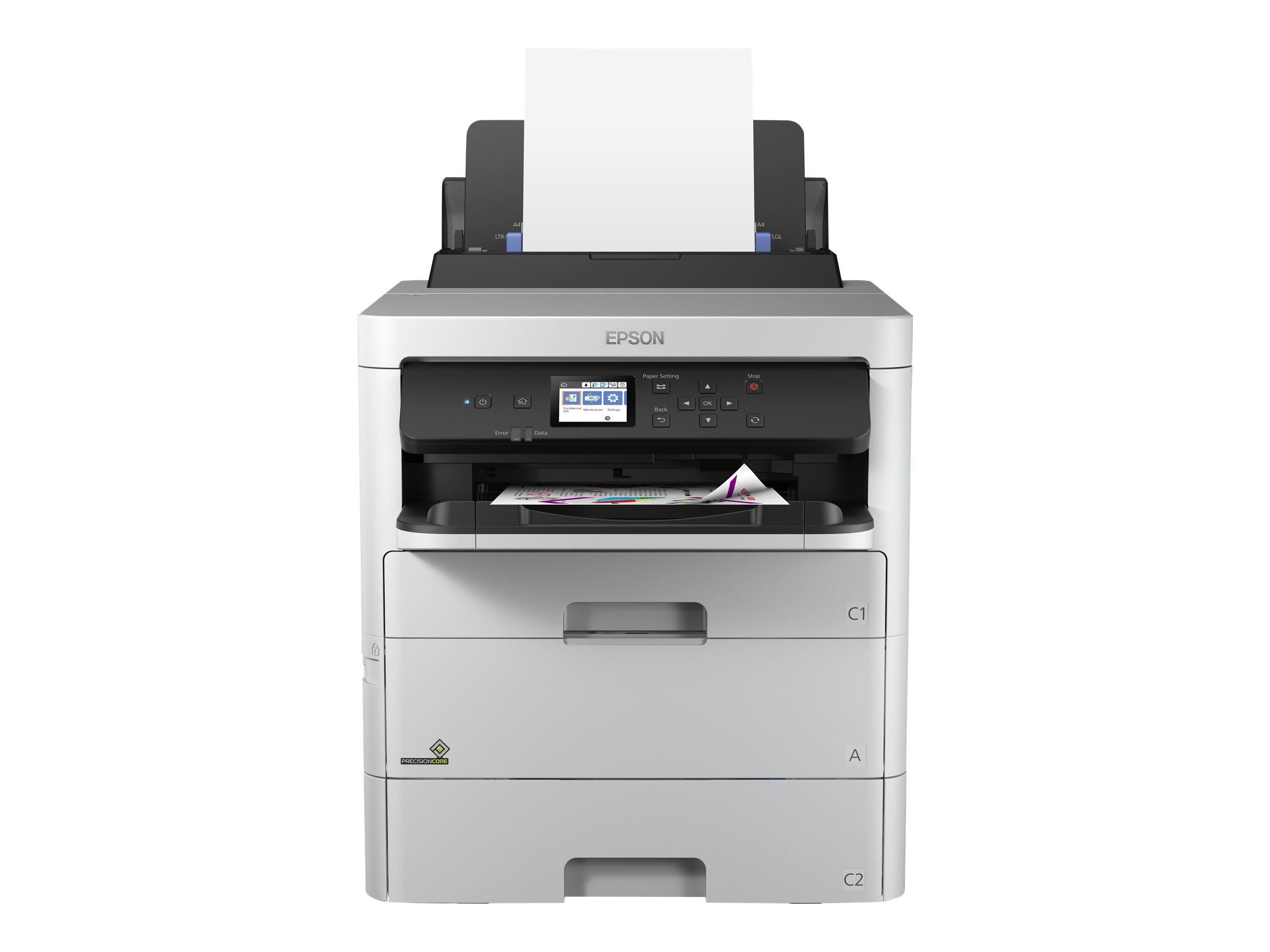 Epson WorkForce Pro WF-C529RDTW - Drucker - Farbe - Duplex - Tintenstrahl - A4/Legal