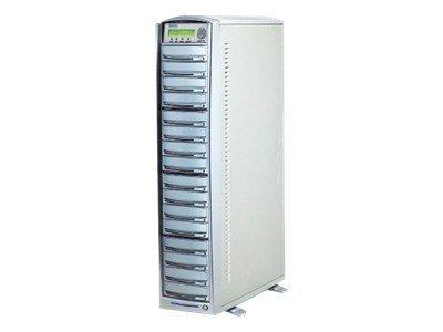 Primera DUP-11 Tower Duplicator - Disk-Kopiergerät - DVD±R (+R Double Layer) x 11, DVD-ROM x 1 - extern