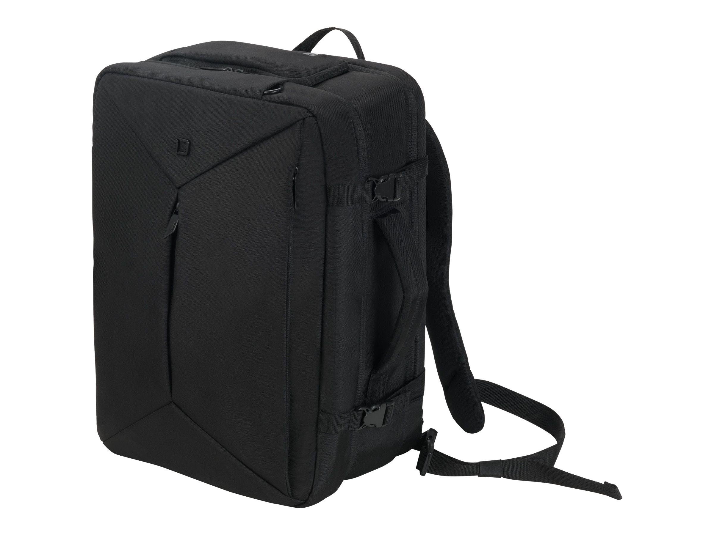 DICOTA Backpack Dual Plus EDGE - Notebook-Rucksack - 39.6 cm - 13