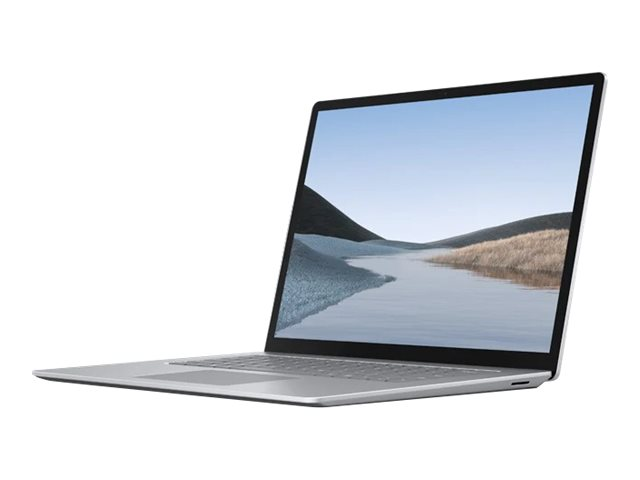 Microsoft Surface Laptop 3 - Core i5 1035G7 / 1.2 GHz - Win 10 Pro - 8 GB RAM - 256 GB SSD NVMe - 38.1 cm (15