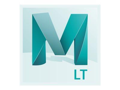 Autodesk Maya LT - Subscription Renewal (jährlich) + Advanced Support - 1 Platz - kommerziell - Multi-user - Win, Mac