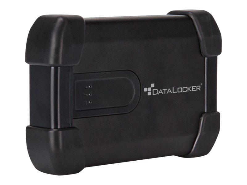 IronKey Basic H300 - Festplatte - verschlüsselt - 500 GB - extern (tragbar) - USB 3.0
