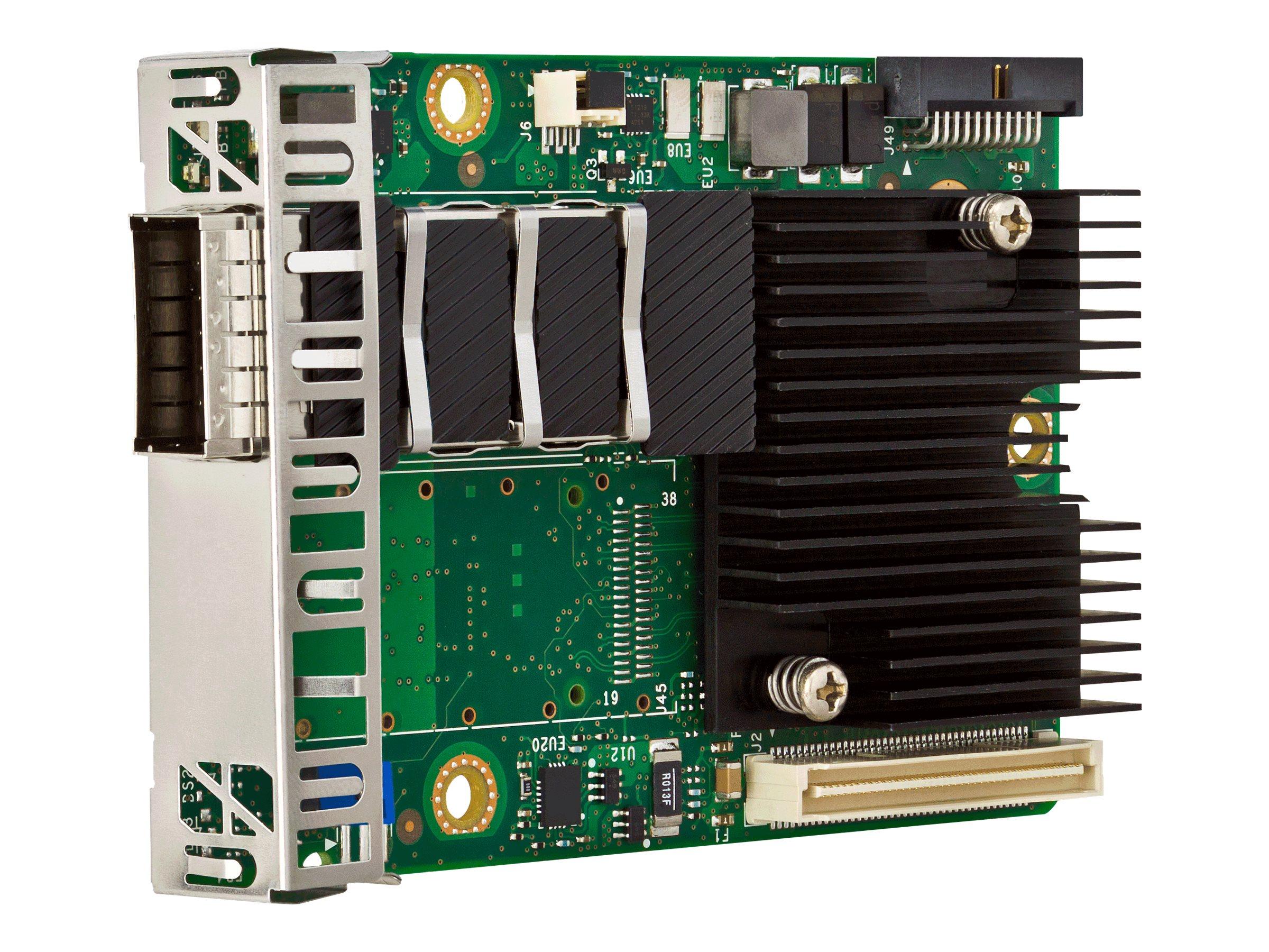 Intel I/O Module XL710-QDA1 - Netzwerkadapter - 40 Gigabit QSFP+ x 1