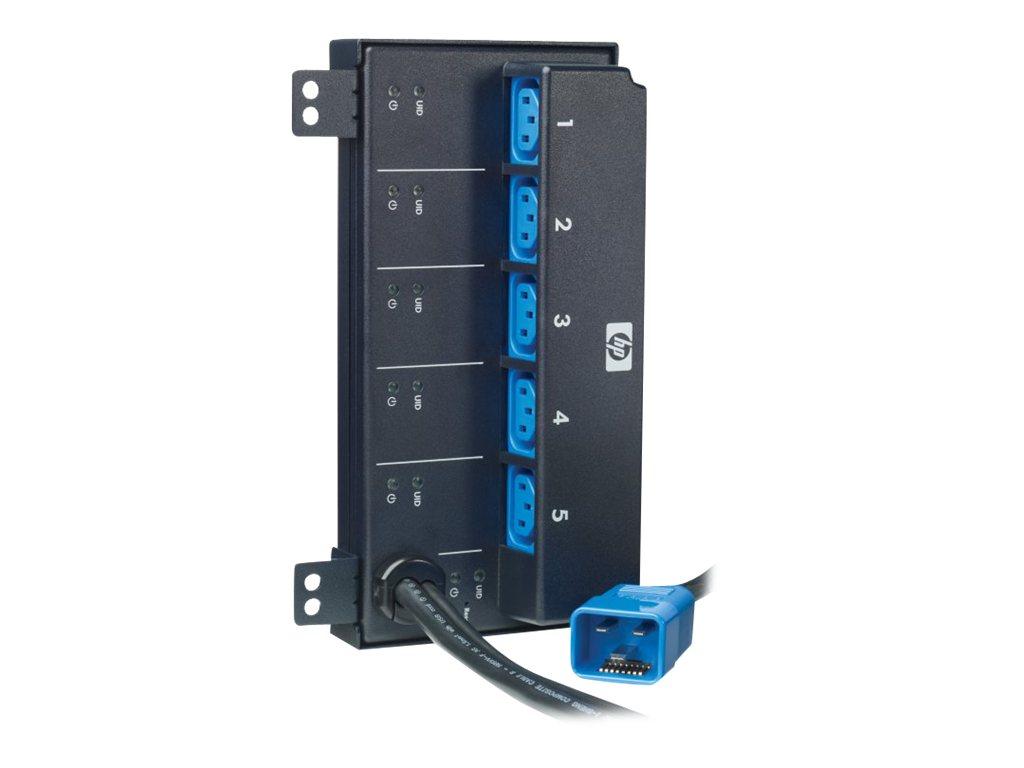 [Wiederaufbereitet] HPE Intelligent Extension Bar G2 - Erweiterungsmodul für Stromverteilungseinheit (Rack - einbaufähig) - Ausg