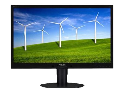 Philips Brilliance B-line 241B4LPYCB - LED-Monitor - 61 cm (24