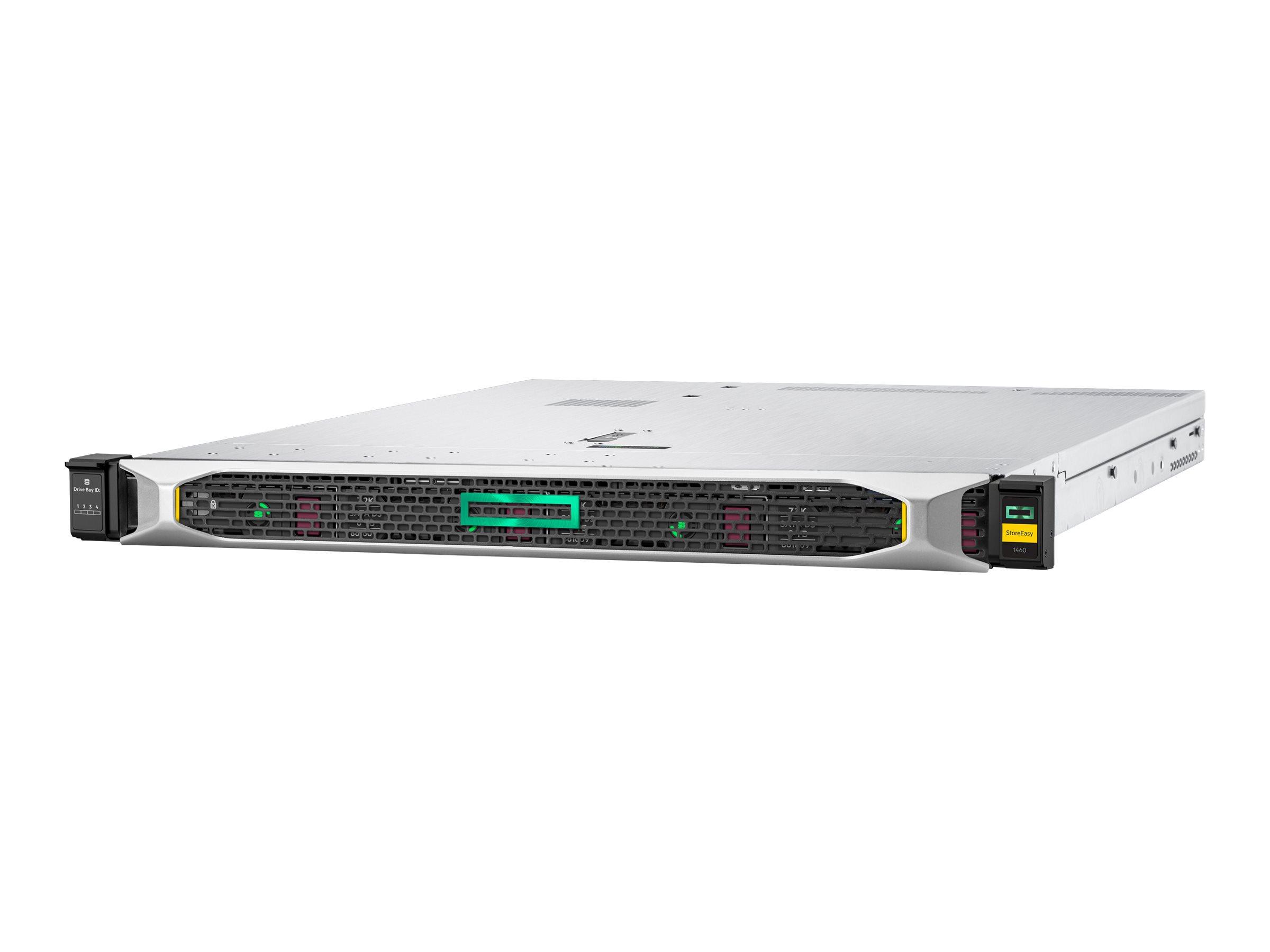 HPE StoreEasy 1460 - NAS-Server - 4 Schächte - 32 TB - Rack - einbaufähig