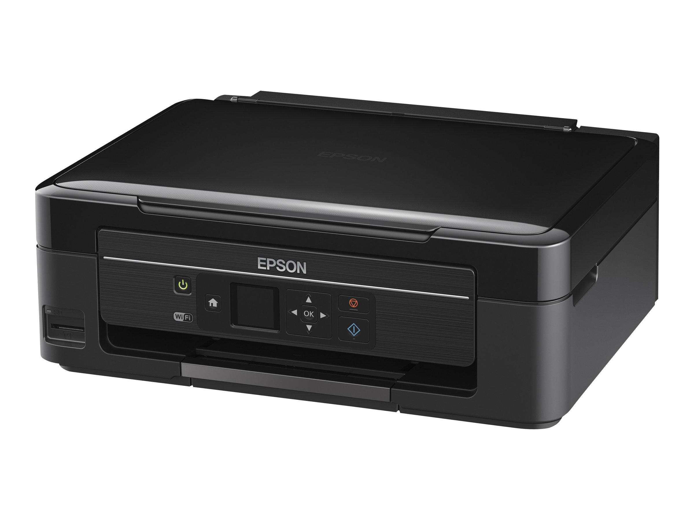 Epson Expression Home XP-332 - Multifunktionsdrucker - Farbe - Tintenstrahl - A4/Legal (Medien) - bis zu 9 Seiten/Min. (Drucken)