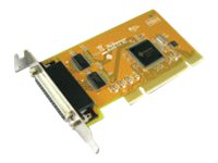 Sunix SER5037AL - Serieller Adapter - PCI Low-Profile - RS-232