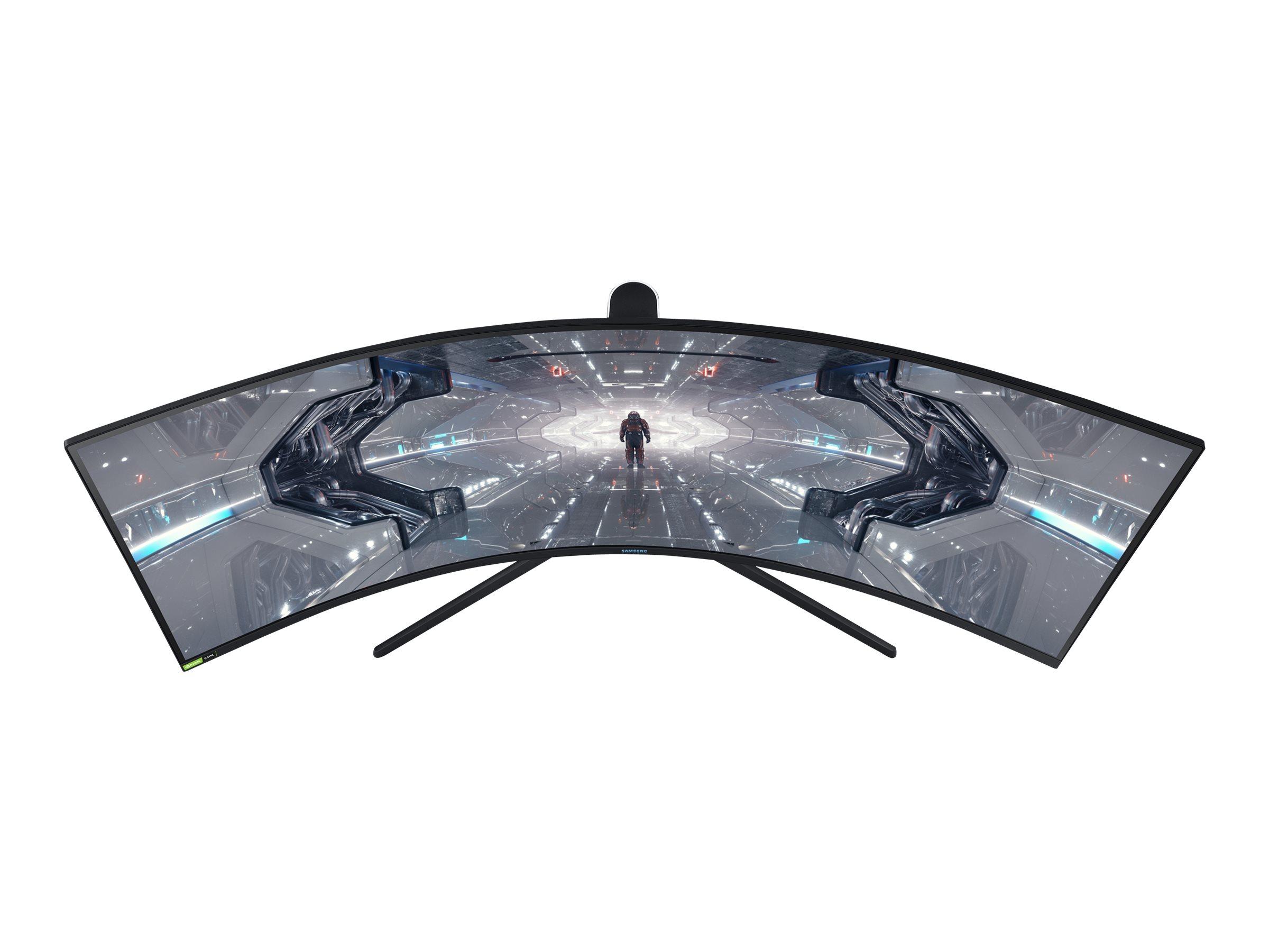Samsung Odyssey G9 C49G94TSSU - CG94T Series - QLED-Monitor - gebogen - 124 cm (49
