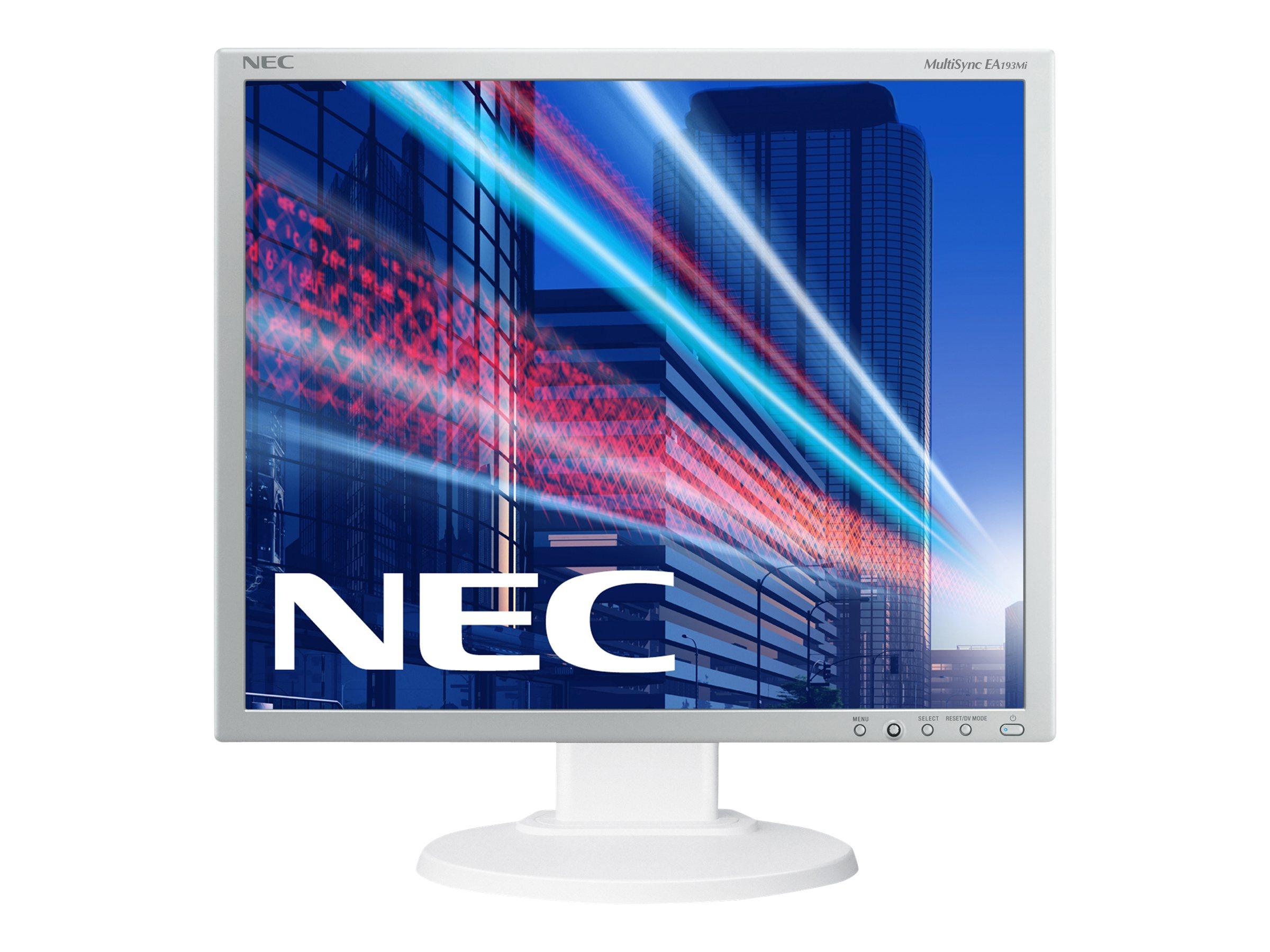 NEC MultiSync EA193Mi - LED-Monitor - 48.3 cm (19