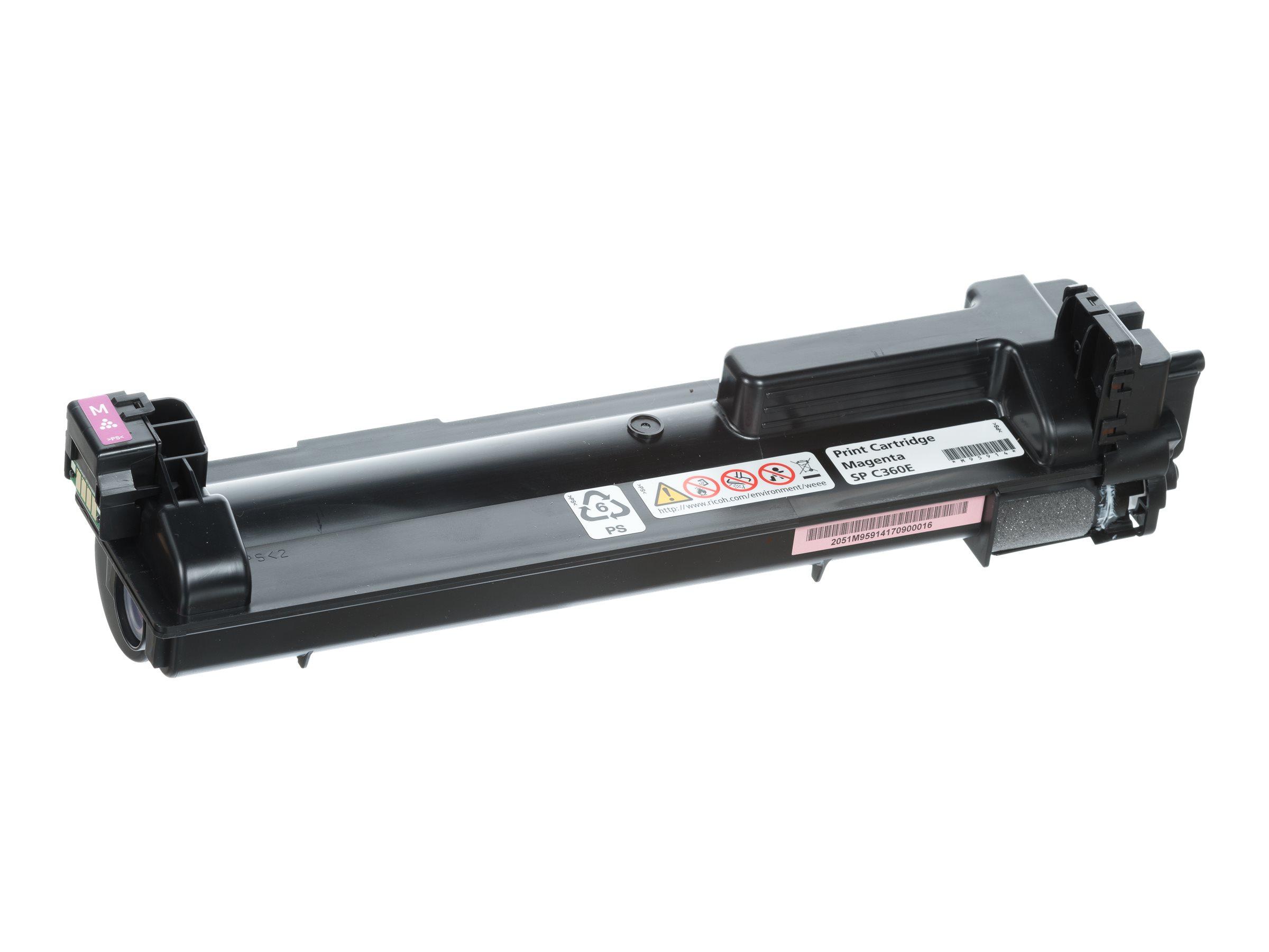 Ricoh SP C360E - Magenta - Original - Tonerpatrone - für Ricoh SP C360DNw