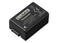 Panasonic DMW-BMB9E - Batterie Li-Ion 895 mAh - für Lumix DC-FZ80, FZ82, FZ83, FZ85, DMC-FZ150, FZ40, FZ47, FZ48, FZ60, FZ62, FZ