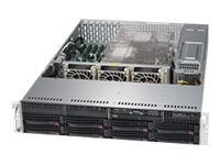 Supermicro SuperServer 6029P-TR - Server - Rack-Montage - 2U - zweiweg - RAM 0 GB