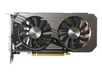 ZOTAC GeForce GTX 1060 - AMP! Edition - Grafikkarten - GF GTX 1060 - 3 GB GDDR5 - PCIe 3.0 x16