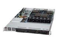 Supermicro A+ Server 1042G-LTF - Server - Rack-Montage - 1U - vierweg - RAM 0 MB