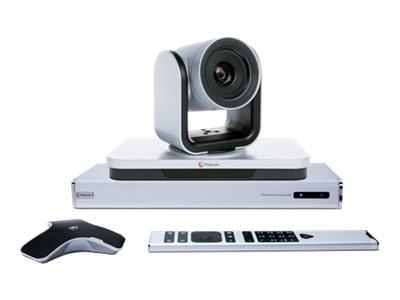 Poly RealPresence Group 500-720p Media Center 1RT55 - Kit für Videokonferenzen - 55