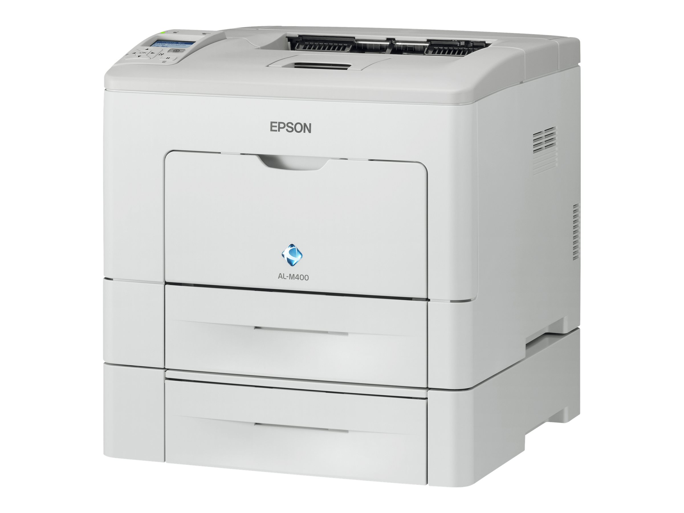 Epson WorkForce AL-M400DTN - Drucker - monochrom - Duplex - Laser - A4/Legal