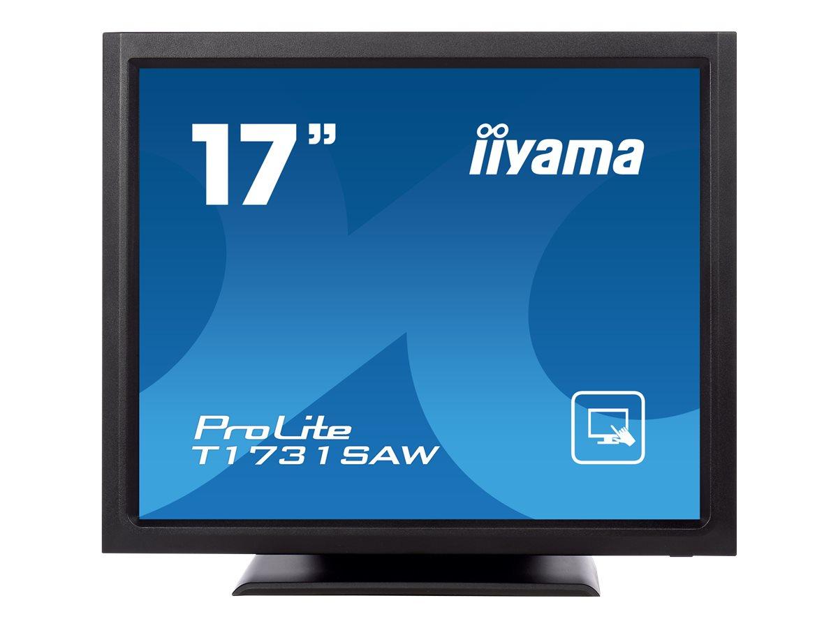 iiyama ProLite T1731SAW-B5 - LED-Monitor - 43 cm (17