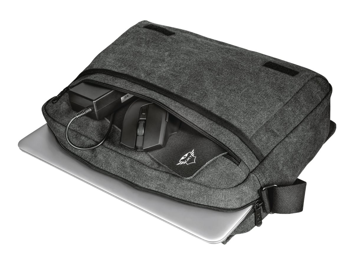 Trust GXT GXT 1260 Yuni Gaming Messenger - Notebook-Schultertasche - 39.6 cm (15.6