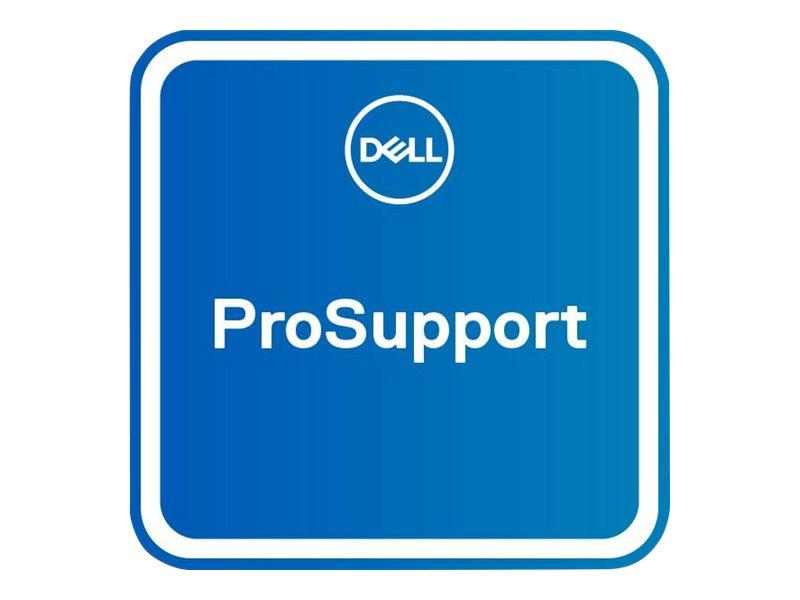 Dell Upgrade from 3Y Basic Onsite to 3Y ProSupport - Serviceerweiterung - Arbeitszeit und Ersatzteile - 3 Jahre - Vor-Ort - 10x5